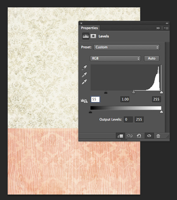 Patterned and Textured Gig Posters Tutorial