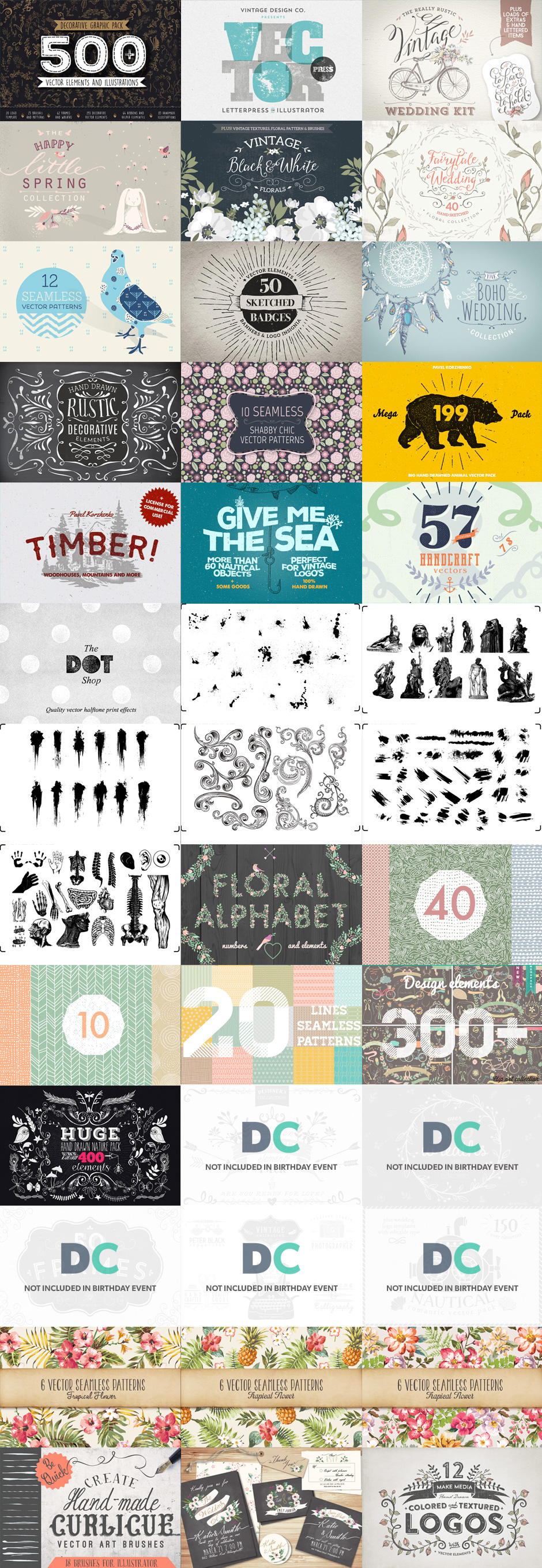 15 Professional Quality, Hugely Versatile Font Families