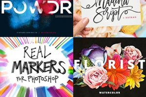 The Digital Designer's Artistic Toolkit (1000s of Best-Selling Items)