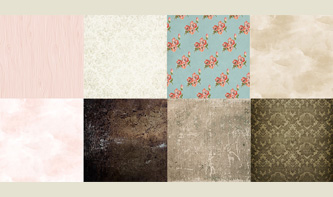Damask, Wood, Vintage and Fine Art Textures Pack