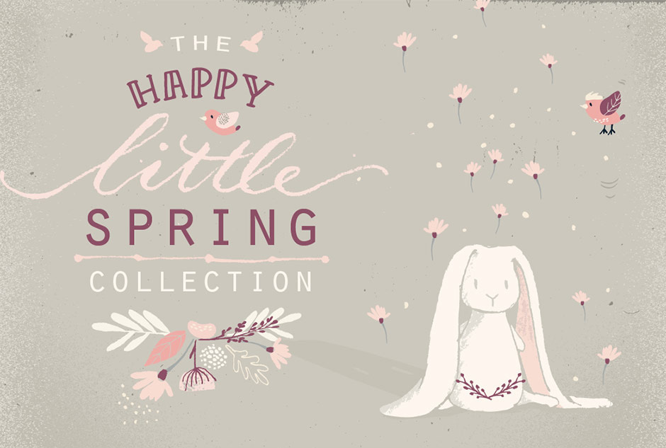 The Happy Little Spring Collection
