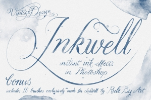 Inkwell - Instant Ink Effects
