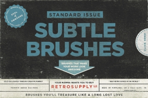 Standard Issue Texture Brushes