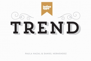 Trend Font Family