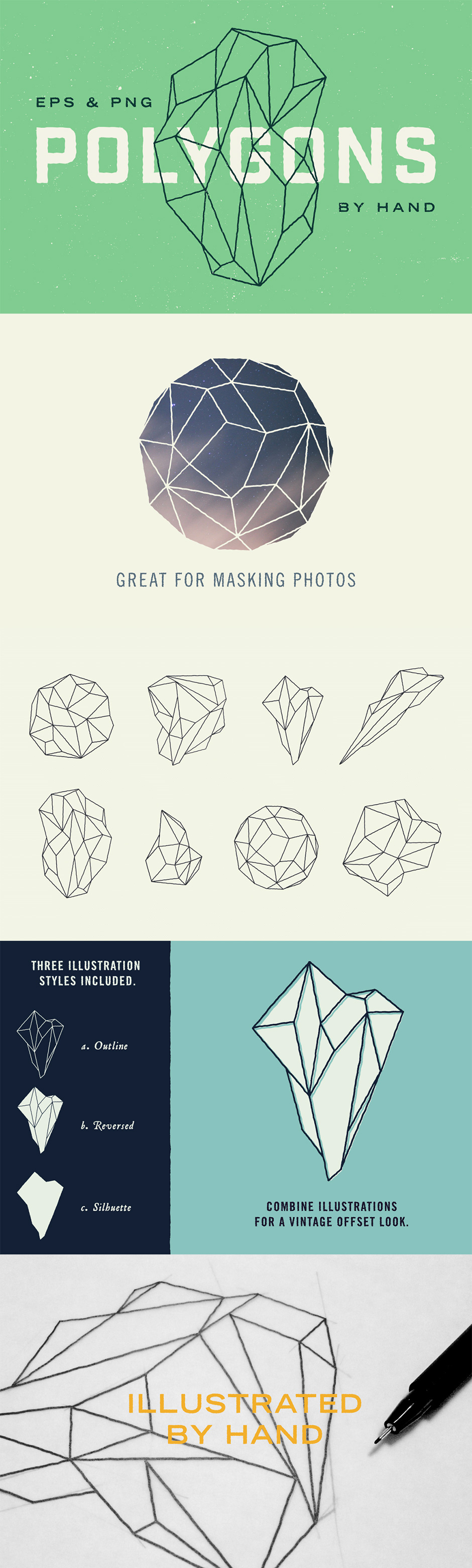 The Complete Vector Design Toolkit