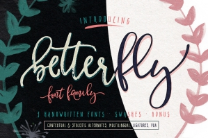BetterFly – Font Family