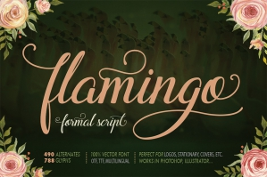 Flamingo – Formal Script