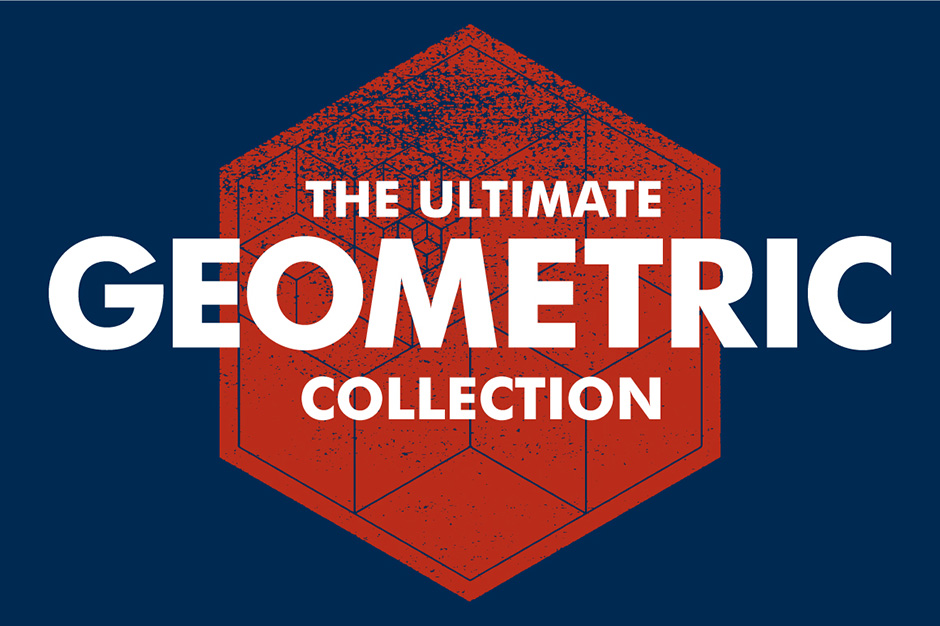 The Ultimate Geometric Collection width=