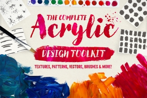 The Complete Acrylic Design Toolkit