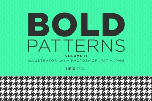 Bold Patterns Vol.2