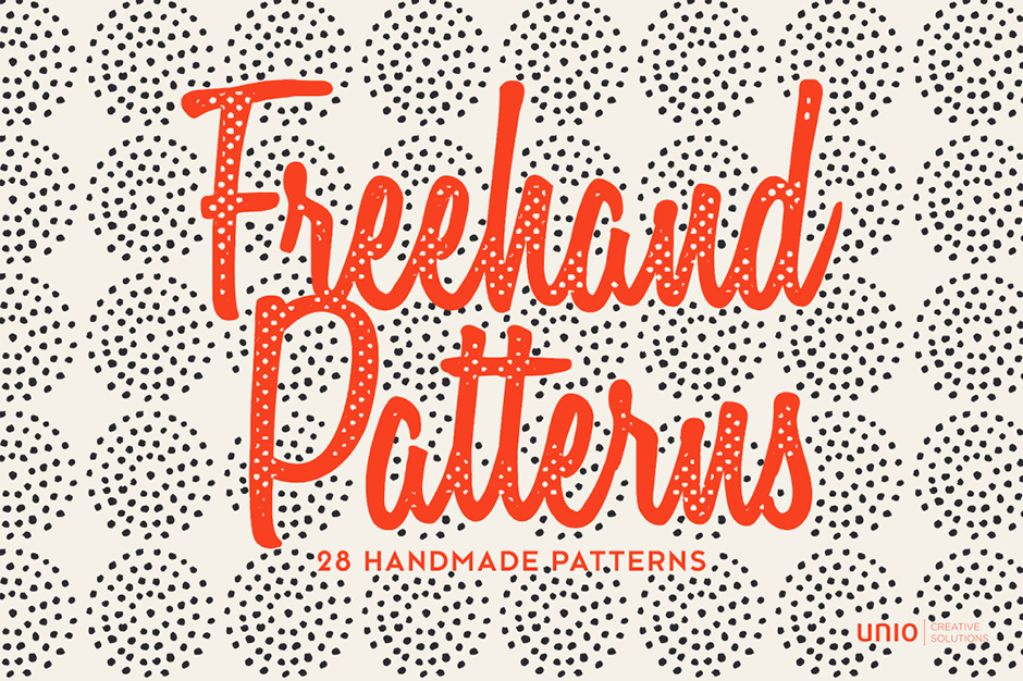 …Freehand Patterns