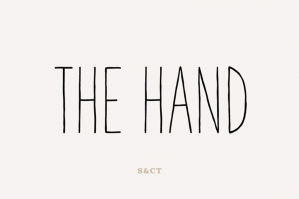 The Handwritten Font Pack
