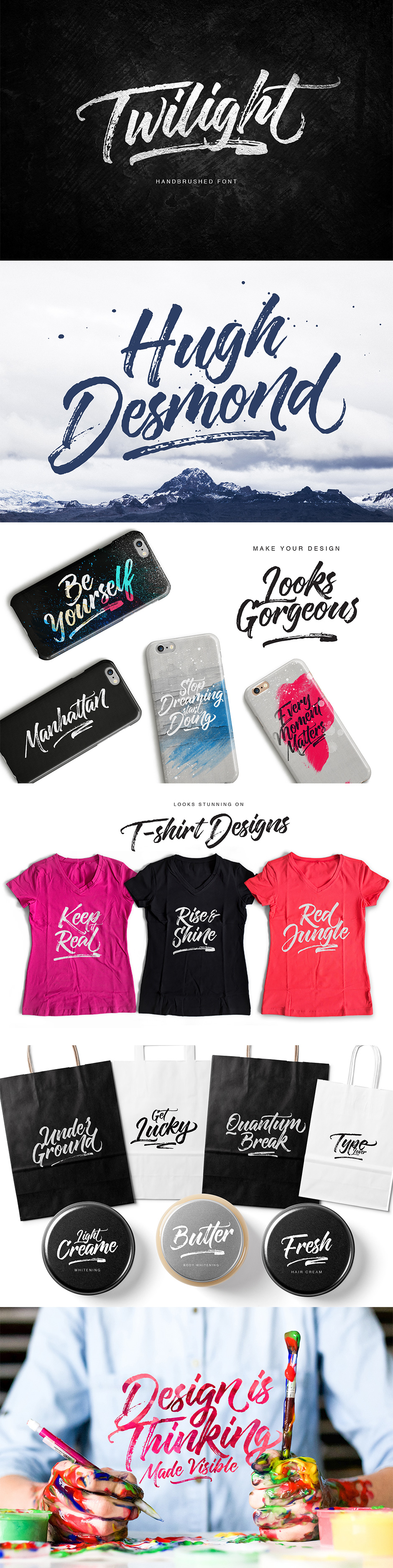 The Type Lover's Bundle