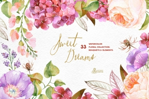 Sweet Dreams – Floral Collection