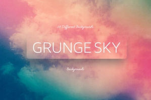 Grunge Sky Backgrounds Summer