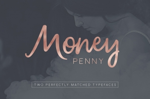 Money Penny Script Sans