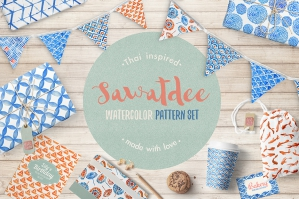 Sawatdee Pattern Set