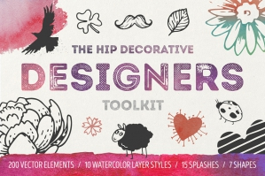 The Hip Decorative Toolkit