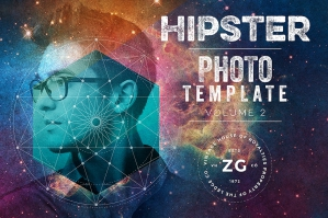 Hipster Photo Template V. 2