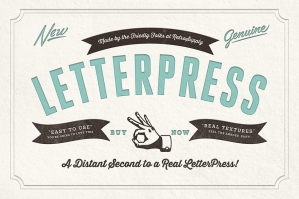 RetroSuppy LetterPress