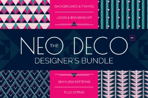The Neo Deco Designers Bundle