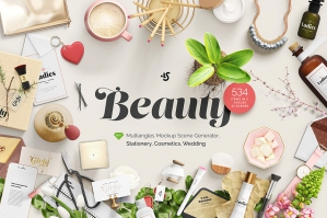 Beauty, Stationery, Wedding & Cosmetics