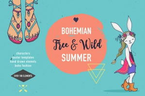 Bohemian Summer Huge Bundle