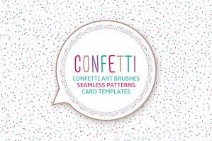 Confetti Patterns