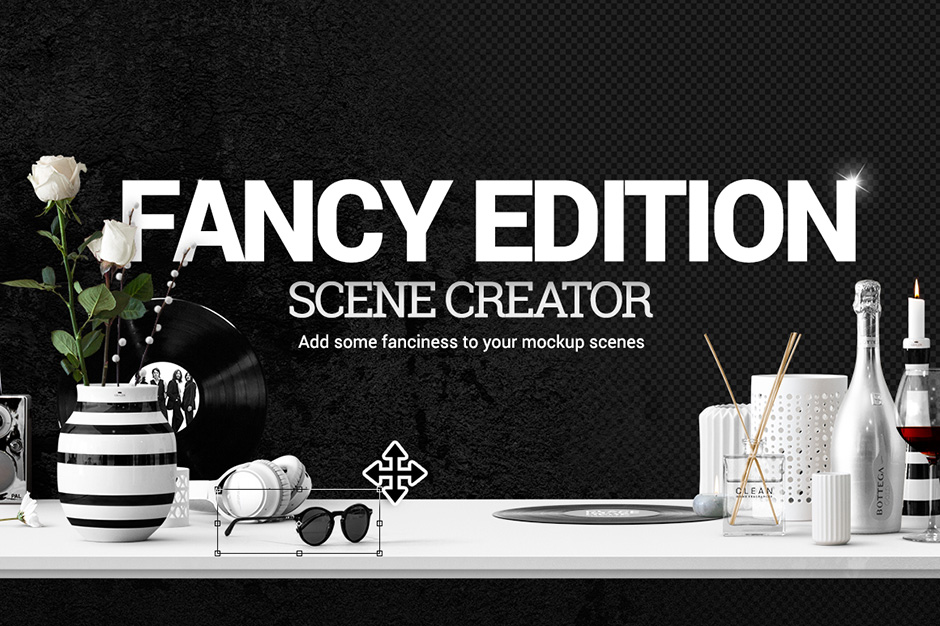 Fancy Edition Scene Creator