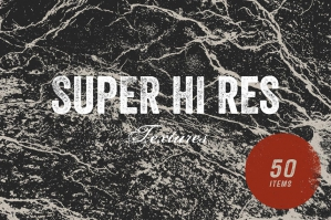 50 Super Hi-Res Textures
