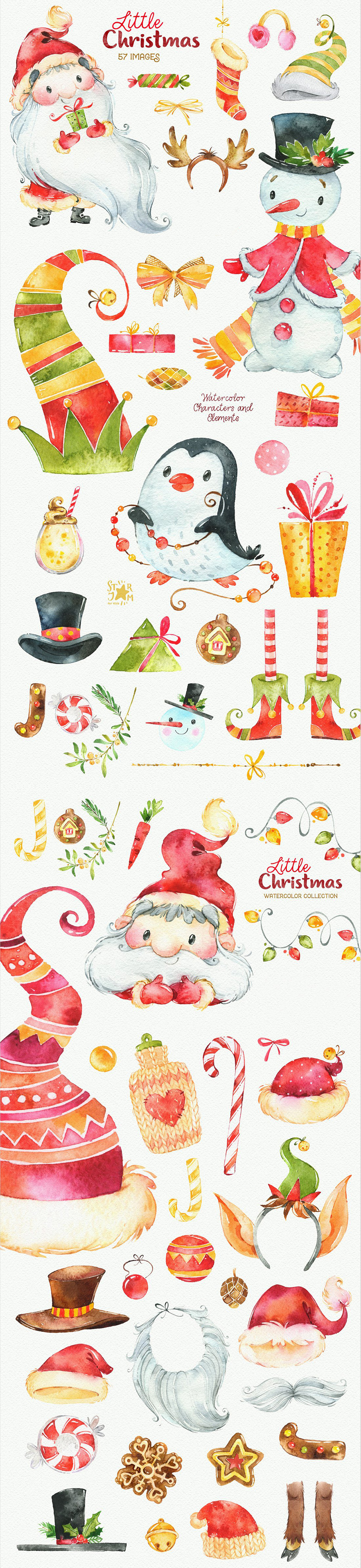 Little Christmas Holiday Collection