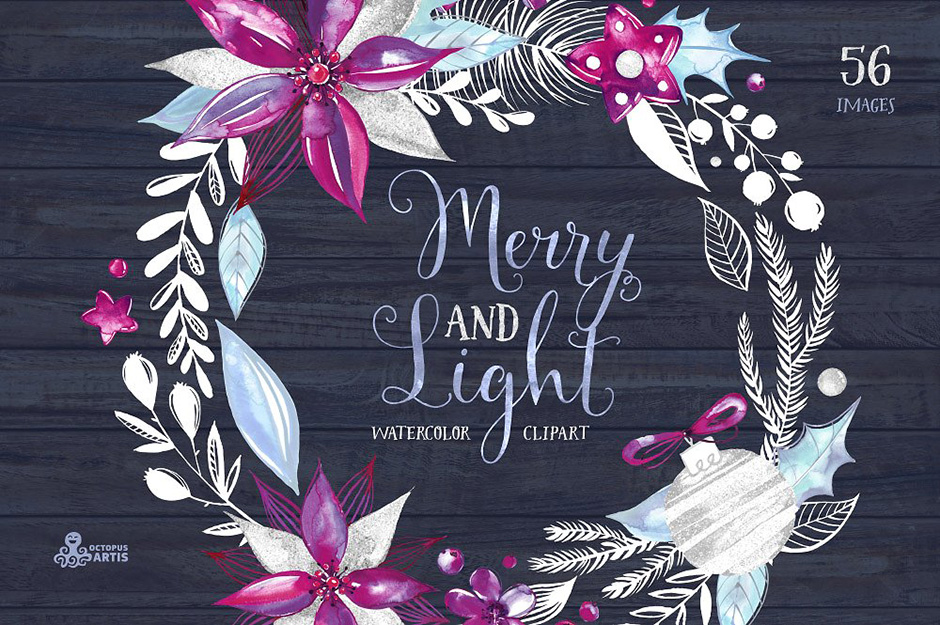 Merry and Light Holiday Collection