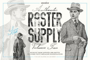 Unember Raster Supply Volume 2