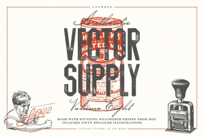 Unember Vector Supply Volume 8