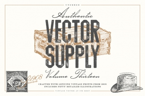 Unember Vector Supply Volume 13