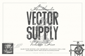 Unember Vector Supply Volume 5