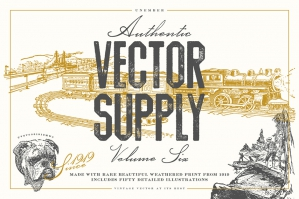 Unember Vector Supply Volume 6