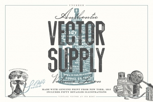 Unember Vector Supply Volume 7