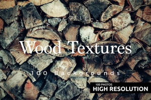 100+ Ultra Hi-Res Wood Textures