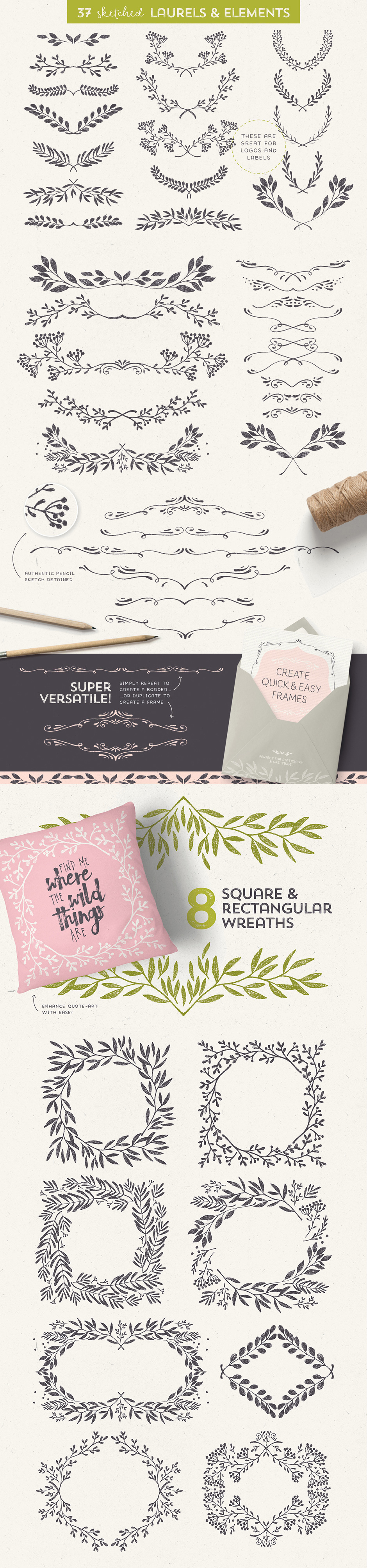 The Premium Quality Vectors Bundle