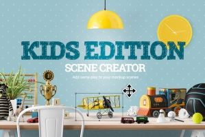 Kids Edition Scene Creator