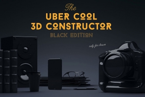 3D Constructor Black Edition
