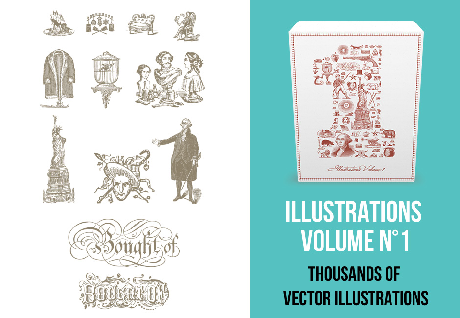Illustrations Pack 1
