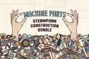 Machine Parts Bundle
