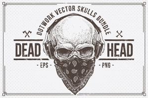 Dead Head Skulls Collection