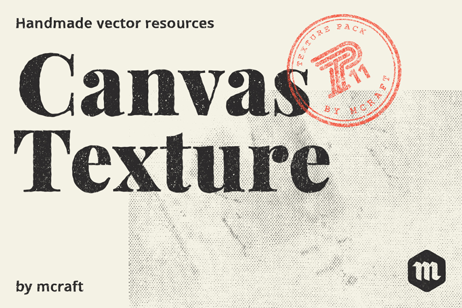 Canvas Texture Pack