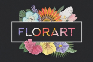FlorArt Watercolor Kit