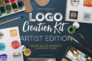 Logo Creation Kit Vol. 5