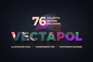 Vectapol Colorful Vector Renders