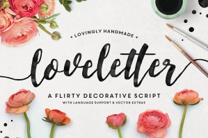 Loveletter Script with Vectors